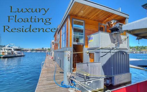 Luxury Floating Residence